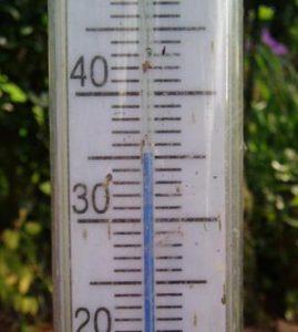 35 graden 2 augustus 2013